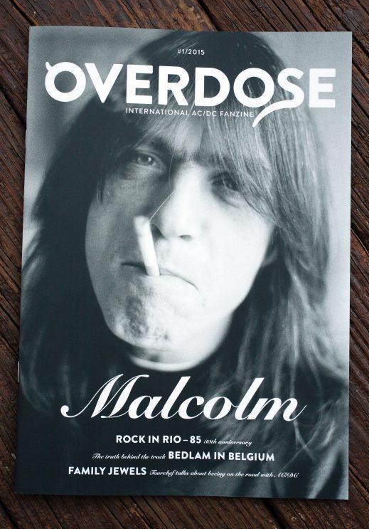 Overdose Magazine November 2015